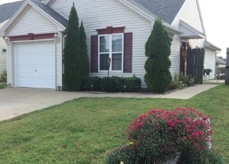 Pre Foreclosure in Evansville 47725 GALLEON CT - Property ID: 1200597249