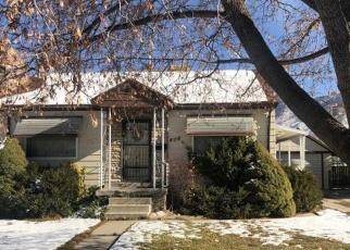 Pre Foreclosure in Tooele 84074 BROOK AVE - Property ID: 1200627929