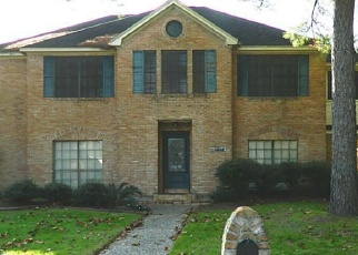 Pre Foreclosure in Houston 77090 PONDEROSA PINES DR - Property ID: 1200906914