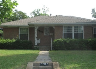 Pre Foreclosure in Dallas 75228 MAVERICK AVE - Property ID: 1200965596