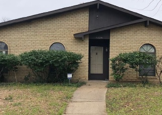 Pre Foreclosure in Dallas 75249 LONG CANYON TRL - Property ID: 1200979164