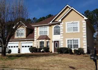 Pre Foreclosure in Lithonia 30038 WINDING GLEN DR - Property ID: 1201148220