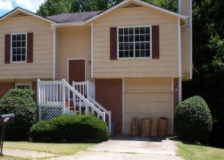 Pre Foreclosure in Decatur 30035 WINDSOR DOWNS DR - Property ID: 1201168821