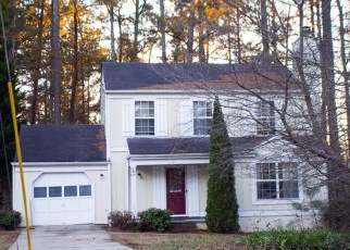 Pre Foreclosure in Alpharetta 30022 RILLRIDGE CT - Property ID: 1201248976