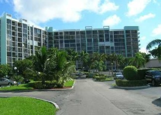 Pre Foreclosure in Hallandale 33009 LESLIE DR - Property ID: 1201430276