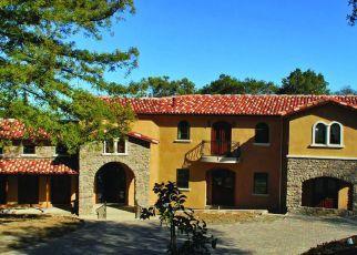 Pre Foreclosure in Saratoga 95070 MADRONE HILL RD - Property ID: 1201583573
