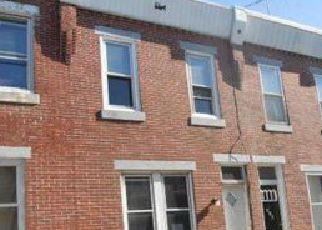 Pre Foreclosure in Philadelphia 19134 E WISHART ST - Property ID: 1201861695
