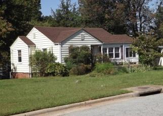 Pre Foreclosure in Greensboro 27408 N ELAM AVE - Property ID: 1202523468