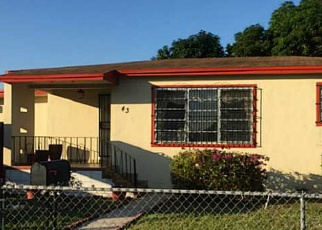 Pre Foreclosure in Hialeah 33013 E 58TH ST - Property ID: 1203261449