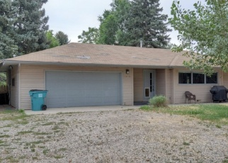 Pre Foreclosure in Fort Collins 80521 N OVERLAND TRL - Property ID: 1204326156