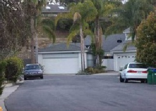 Pre Foreclosure in Carlsbad 92009 VIVIENDA CIR - Property ID: 1204513622