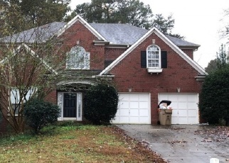 Pre Foreclosure in Alpharetta 30004 RIVES DR - Property ID: 1204810118