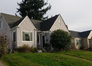 Pre Foreclosure in Tacoma 98405 S GRANT AVE - Property ID: 1205021674