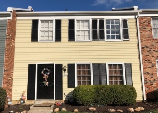 Pre Foreclosure in Richmond 23228 SKIRMISH RUN DR - Property ID: 1205148687