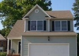 Pre Foreclosure in Richmond 23228 GINTER ST - Property ID: 1205190285