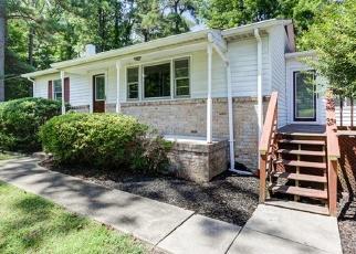 Pre Foreclosure in Mechanicsville 23116 PAMUNKEY RD - Property ID: 1205192928