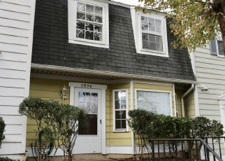 Pre Foreclosure in Oakton 22124 CYRANDALL VALLEY RD - Property ID: 1205238466