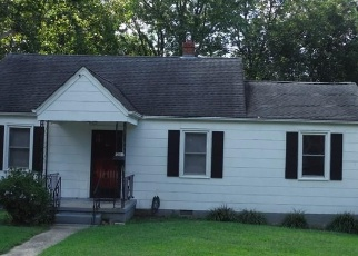 Pre Foreclosure in Hopewell 23860 S 18TH AVE - Property ID: 1205262105