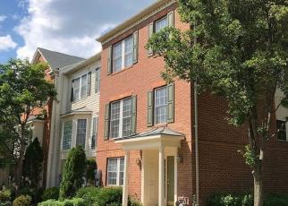 Pre Foreclosure in Fairfax 22033 CEDAR LAKES DR - Property ID: 1205263881
