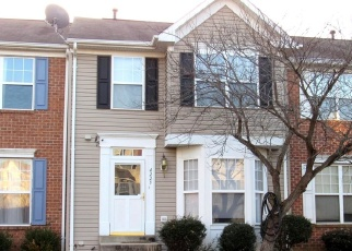 Pre Foreclosure in White Plains 20695 JAMBEAU PL - Property ID: 1206865544