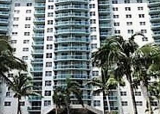 Pre Foreclosure in North Miami Beach 33160 COLLINS AVE - Property ID: 1207237373