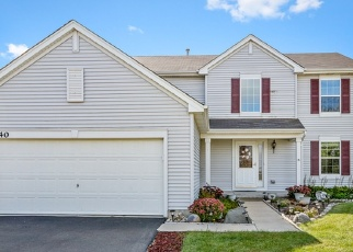 Pre Foreclosure in Hampshire 60140 ROCKPORT RD - Property ID: 1207775205