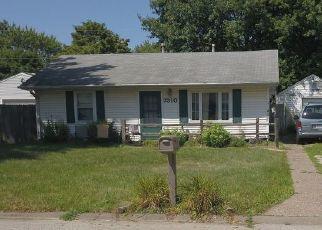 Pre Foreclosure in Davenport 52806 N OAK ST - Property ID: 1207986308