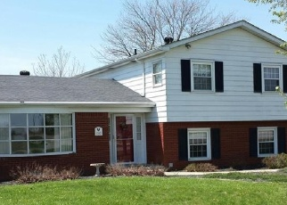 Pre Foreclosure in Rushville 46173 N SPENCER ST - Property ID: 1208029231