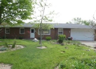 Pre Foreclosure in New Castle 47362 S LEESON DR - Property ID: 1208087936