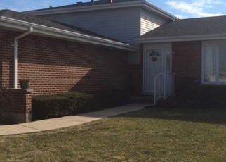 Pre Foreclosure in Tinley Park 60487 CHERRY HILL AVE - Property ID: 1208185145