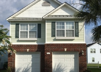 Pre Foreclosure in Myrtle Beach 29577 MONTICELLO DR - Property ID: 1208377427