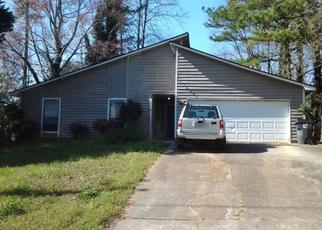 Pre Foreclosure in Lilburn 30047 PAISLEY CT NW - Property ID: 1208425606