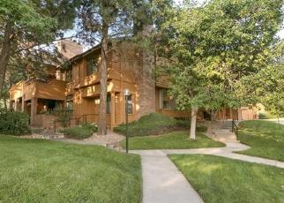 Pre Foreclosure in Denver 80231 E ILIFF AVE - Property ID: 1208719485