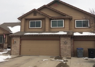 Pre Foreclosure in Longmont 80503 CLEMSON DR - Property ID: 1208764150