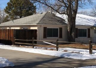 Pre Foreclosure in Aurora 80011 RACINE ST - Property ID: 1208765474
