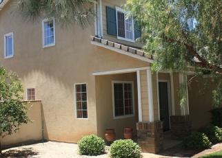 Pre Foreclosure in Riverside 92508 BUCKBOARD LN - Property ID: 1209059795