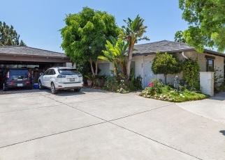 Pre Foreclosure in El Cajon 92020 HACIENDA PL - Property ID: 1209104913