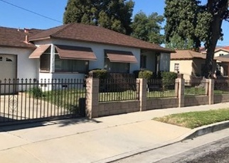 Pre Foreclosure in Lynwood 90262 THORSON AVE - Property ID: 1209106654