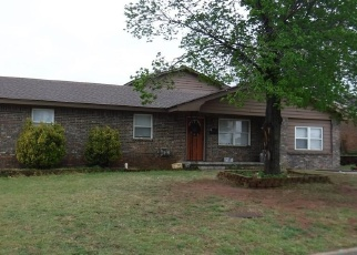 Pre Foreclosure in Weatherford 73096 W PROCTOR AVE - Property ID: 1210090791