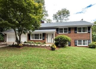 Pre Foreclosure in Greensboro 27408 NORTHAMPTON DR - Property ID: 1210417509