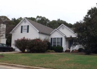Pre Foreclosure in Greensboro 27455 LUCAS PARK DR - Property ID: 1210432402