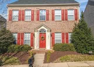 Pre Foreclosure in Huntersville 28078 ARCHER NOTCH LN - Property ID: 1210520432