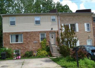 Pre Foreclosure in Lanham 20706 WESLEY ST - Property ID: 1210668467