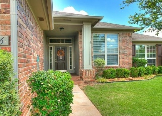 Pre Foreclosure in Edmond 73012 NW 182ND ST - Property ID: 1211334630
