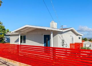 Pre Foreclosure in San Diego 92111 COOLIDGE ST - Property ID: 1211477853