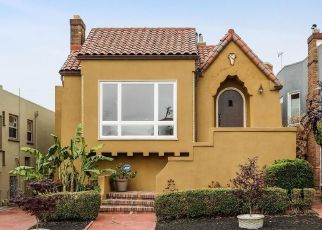 Pre Foreclosure in San Francisco 94112 COLLEGE AVE - Property ID: 1211516836