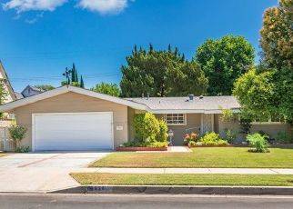 Pre Foreclosure in Chatsworth 91311 OAKDALE AVE - Property ID: 1211548804