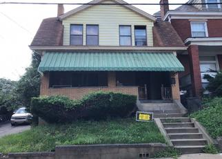 Pre Foreclosure in Pittsburgh 15210 TRANSVERSE AVE - Property ID: 1211851437