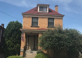 Pre Foreclosure in Mc Kees Rocks 15136 WAYNE AVE - Property ID: 1211852759