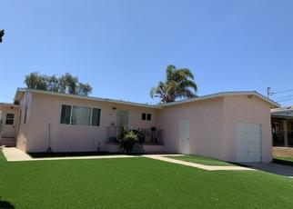 Pre Foreclosure in San Diego 92113 S 46TH ST - Property ID: 1212285468